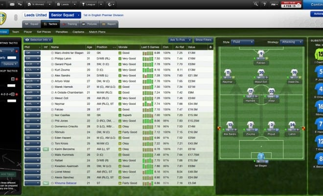 Football Manager 2015 Telecharger jeux