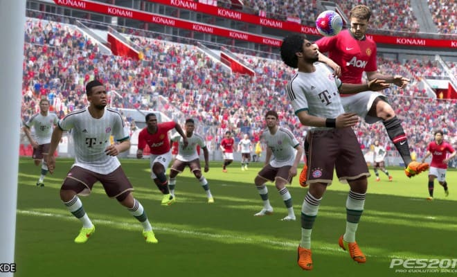 Pro Evolution Soccer 2015 Telecharger jeux