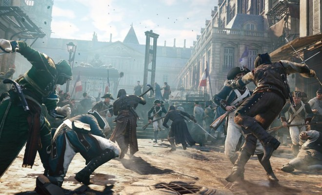 Assassin's Creed Unity Telecharger jeux