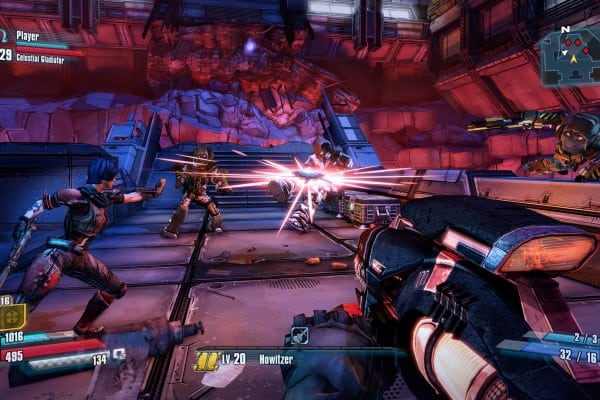Borderlands The Pre-Sequel x1