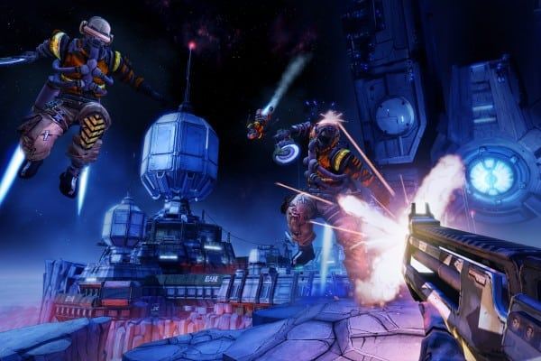 Borderlands The Pre-Sequel x3