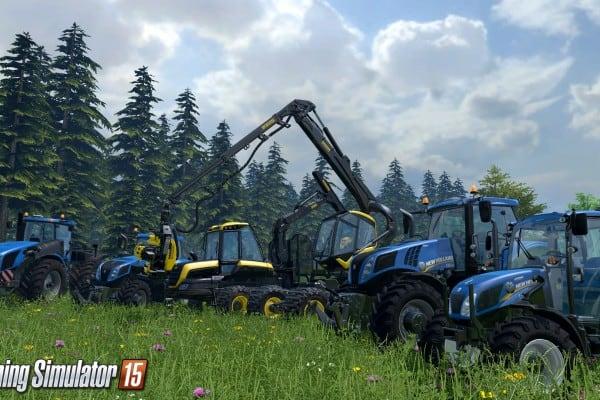 Farming Simulator 15 Telecharger jeux