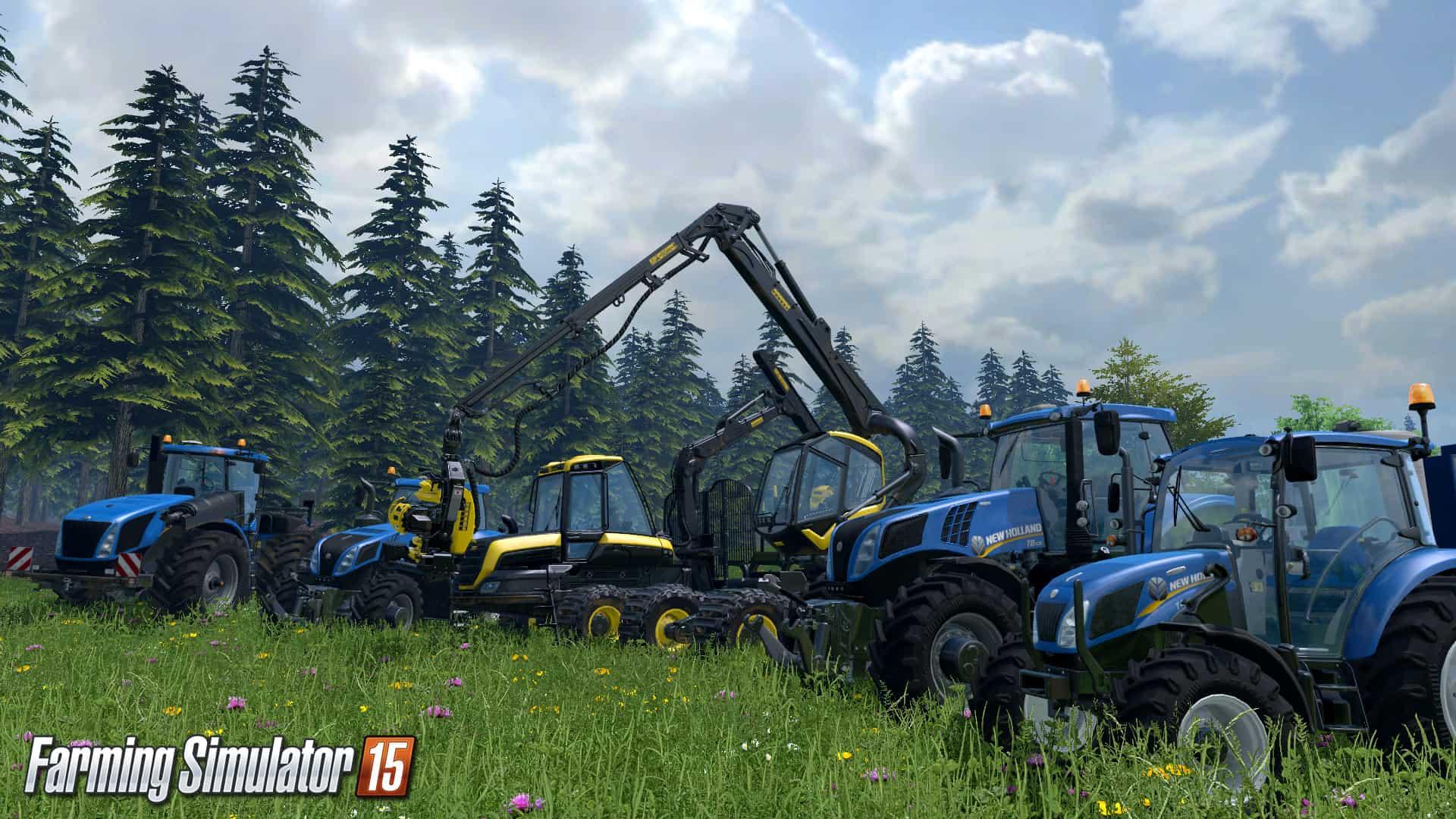 Test du jeu Travaux Forestiers Simulator 2013 sur PC - jeuxvideo.com