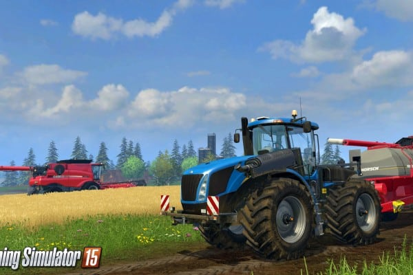 Farming Simulator 15 Telecharger jeux