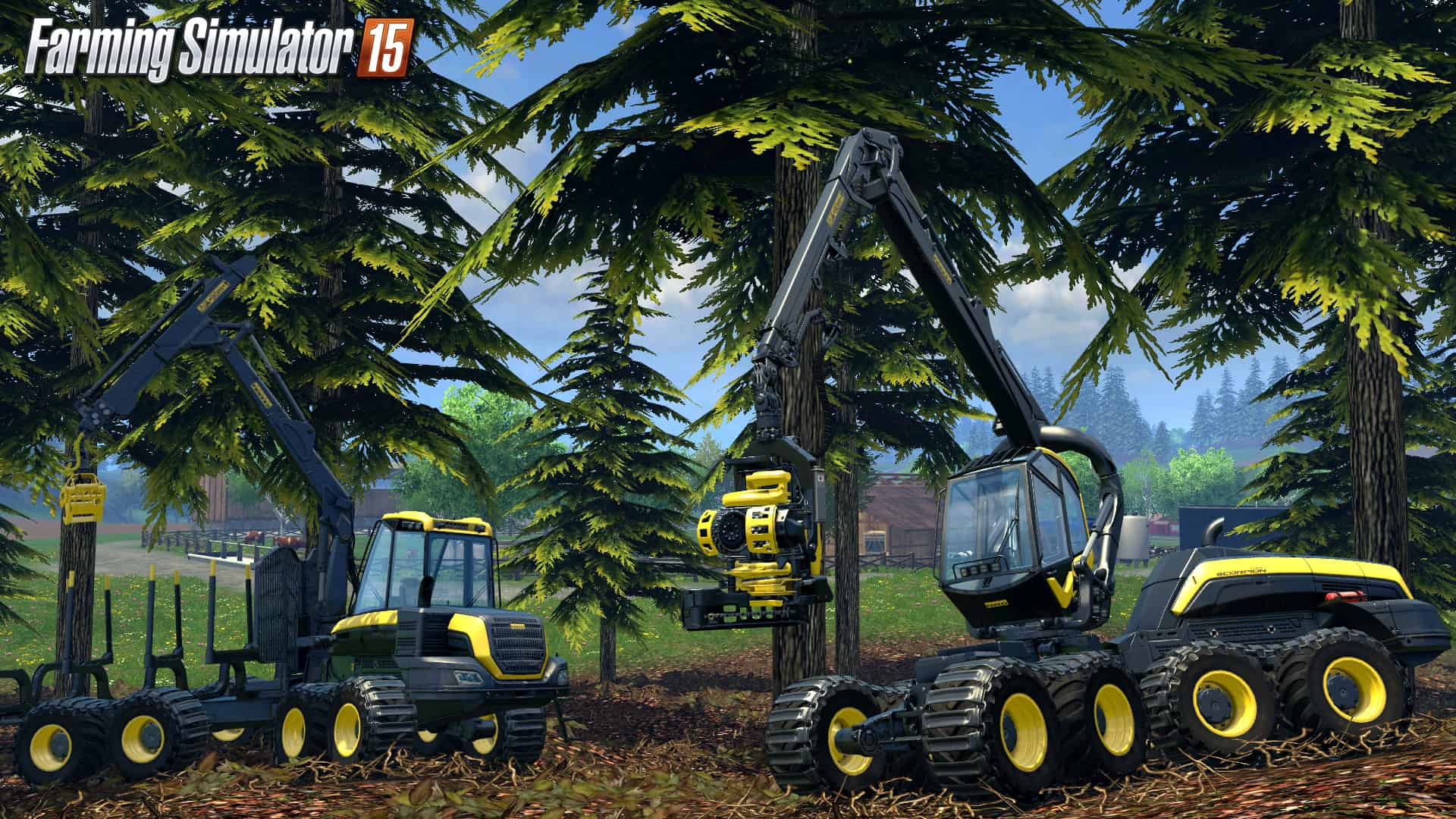 Farming Simulator 15 Telechargement Complet De Jeu Pc