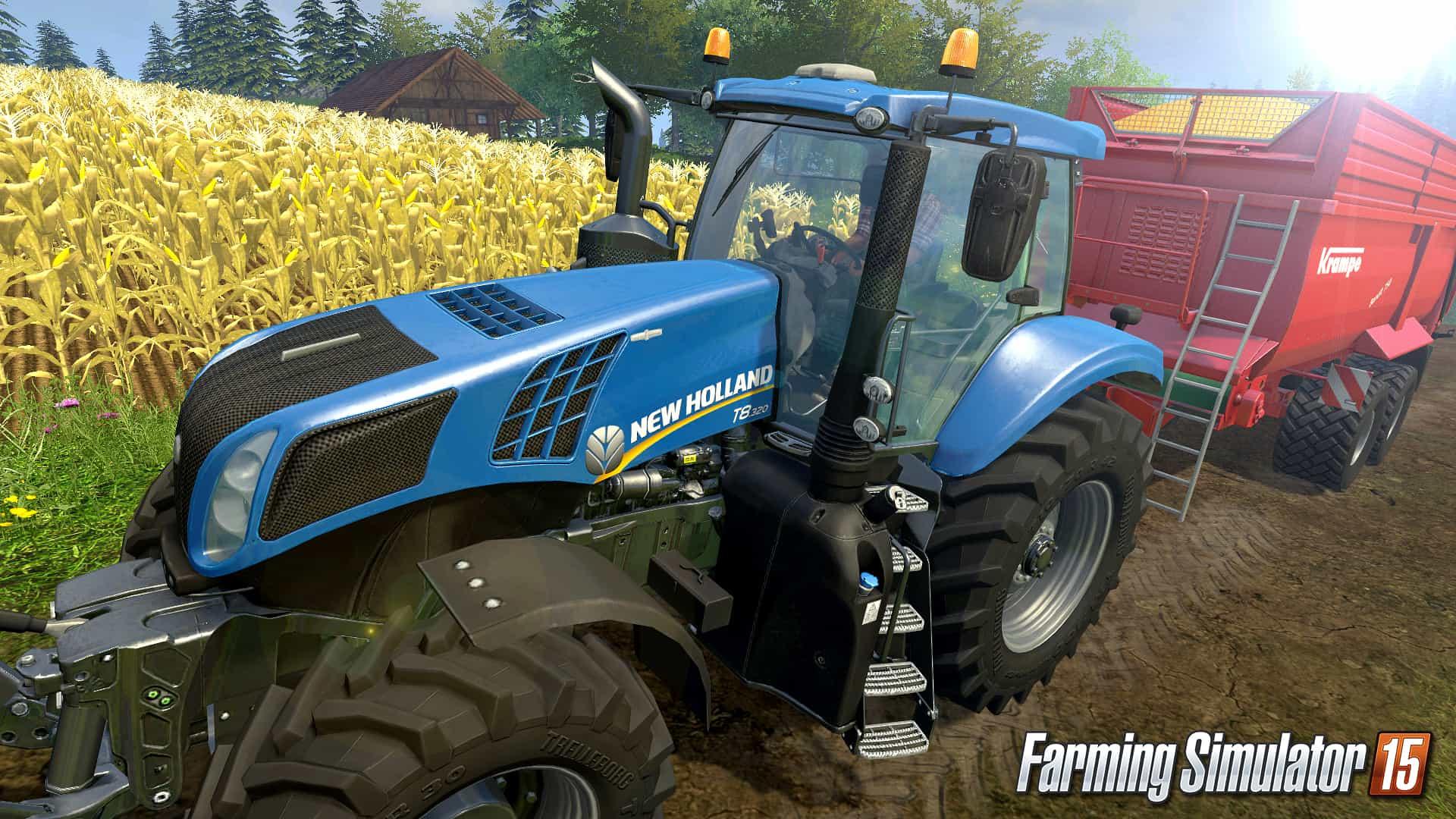 farming simulator 15 t l chargement complet de jeu pc. Black Bedroom Furniture Sets. Home Design Ideas