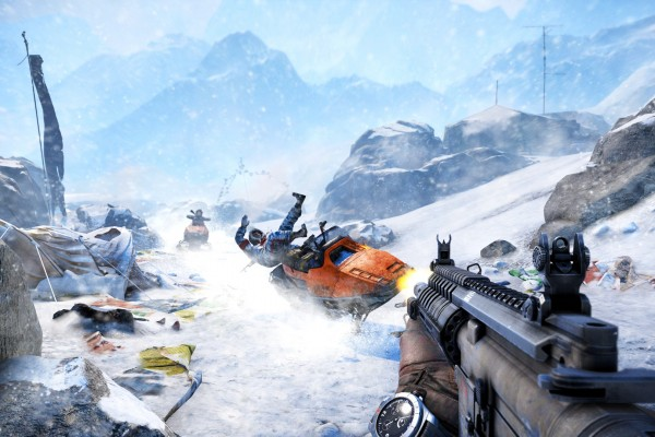 Far Cry 4 Jeux Plein PC Telecharger