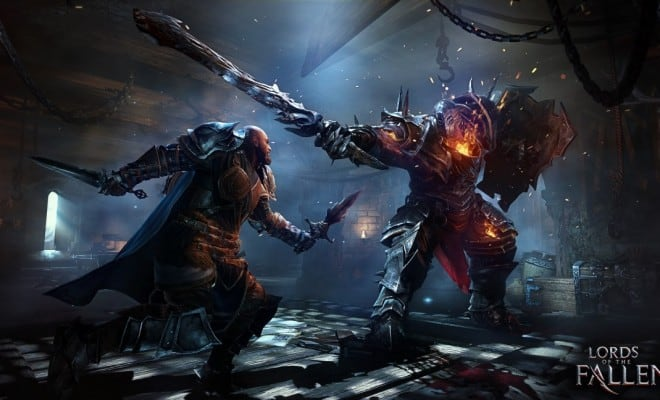 Lords of the Fallen Telecharger jeux