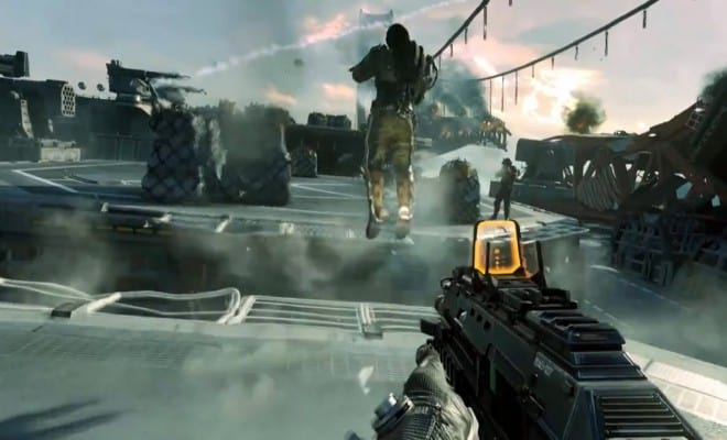 Call of Duty Advanced Warfare Telecharger jeux