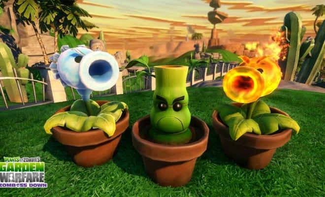 Plants vs. Zombies Garden Warfare Jeux PC