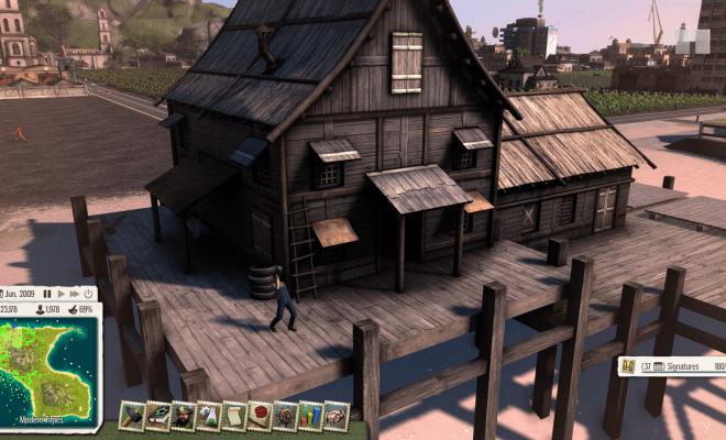 Tropico 5 Waterborne Jeux PC Complete Version