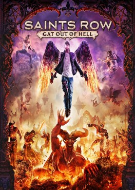 télécharger le jeu complet de Saints Row Gat out of Hell PC