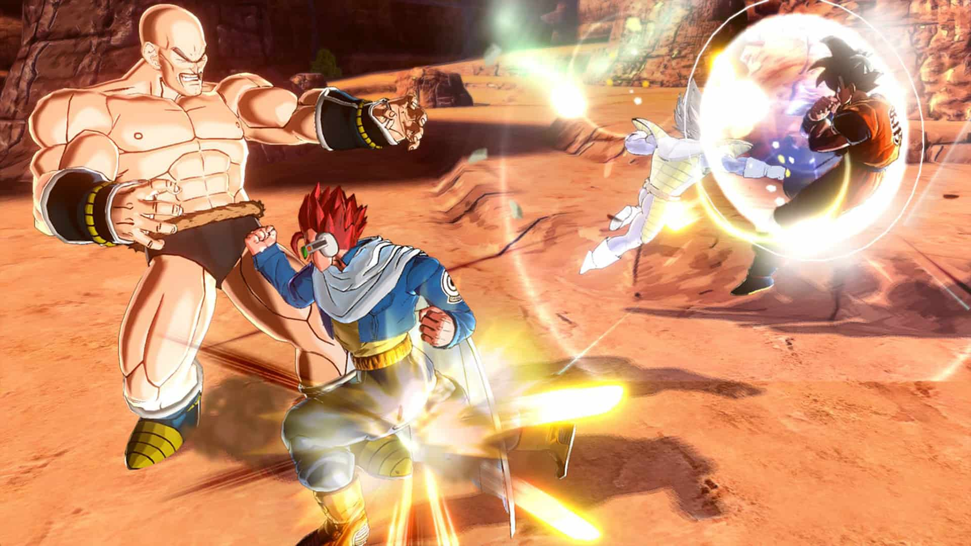 comment trouver les dragon ball xenoverse