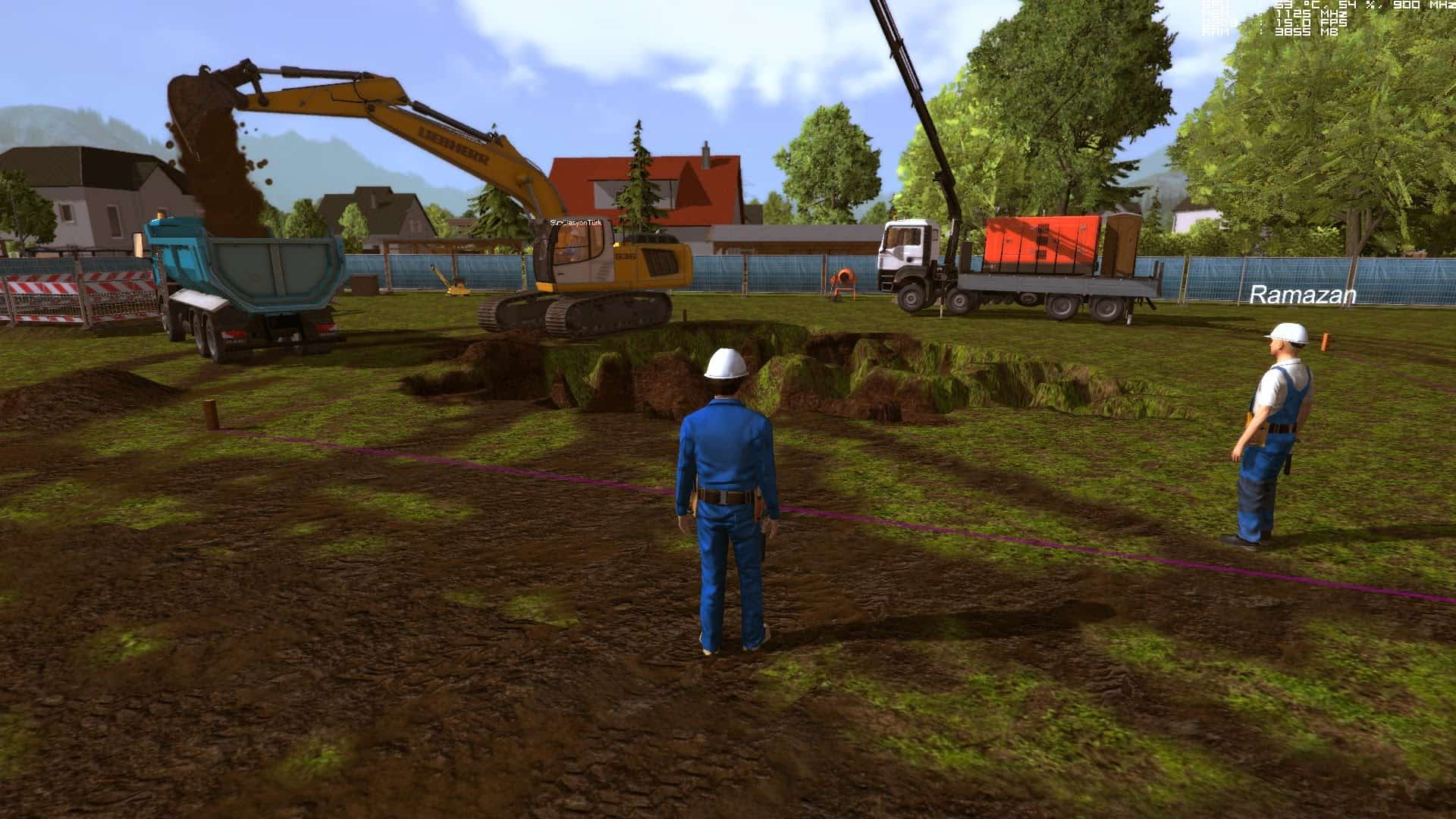 Construction simulator 2015 complet de jeu pc gratuit - Jeu de construction de maison virtuel ...