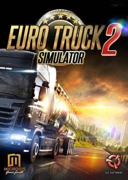 télécharger le jeu complet de Euro Truck Simulator 2 PC