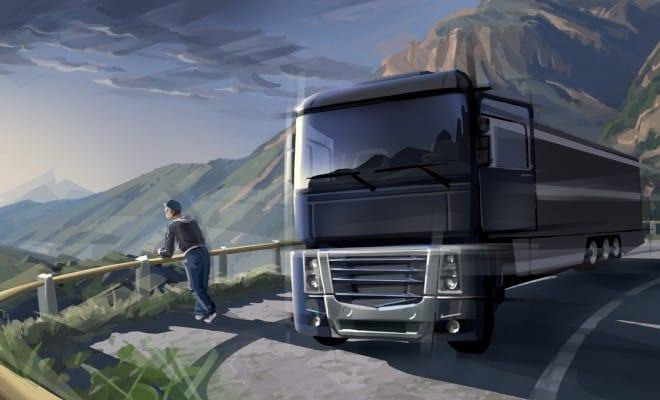 Euro Truck Simulator 2 Jeux PC Complete Version