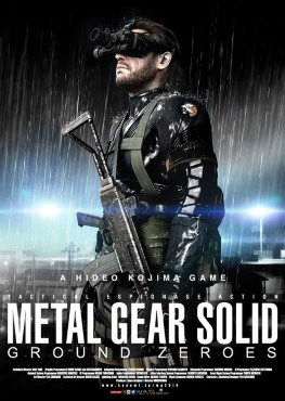 télécharger le jeu complet de Metal Gear Solid V Ground Zeroes PC
