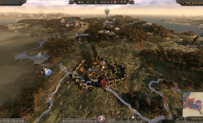 Total War Attila Jeux PC Complete Version