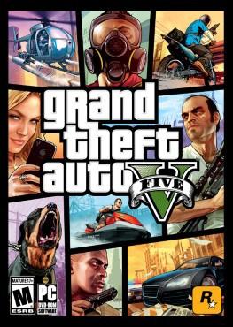 Grand Theft Auto V Complet De Jeu PC Gratuit Téléchargement
