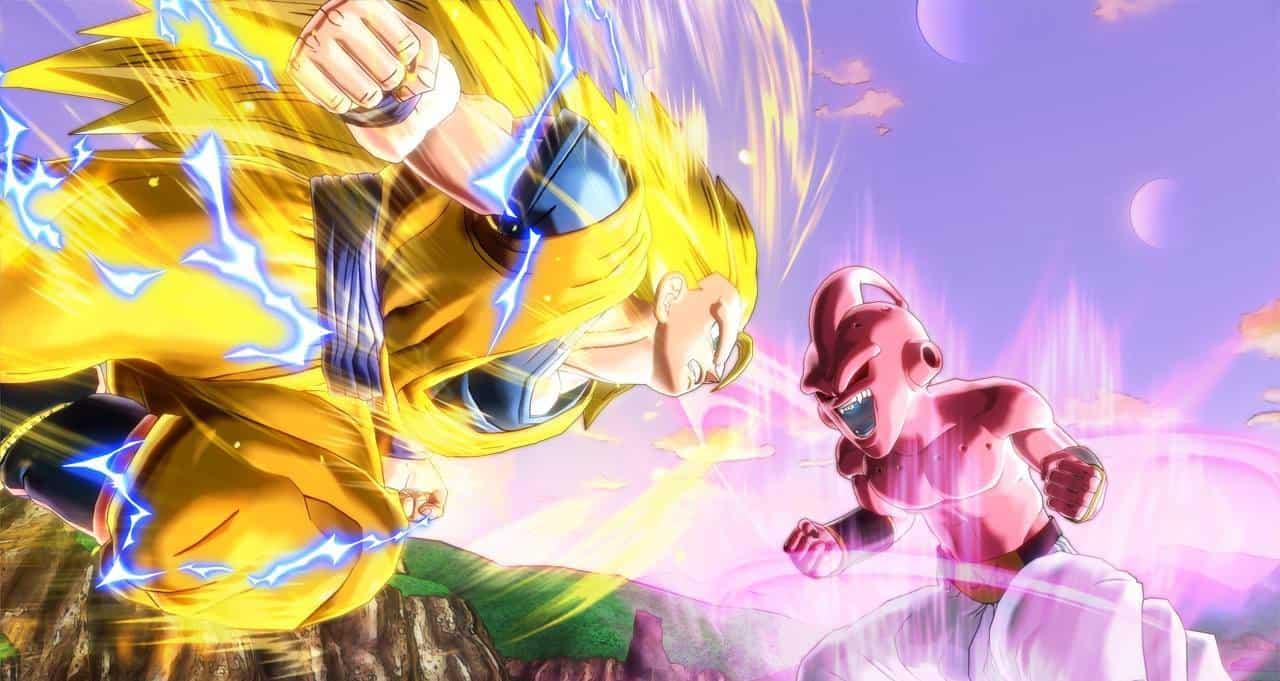 Dragon Ball Xenoverse Complet De Jeu PC Gratuit Téléchargement