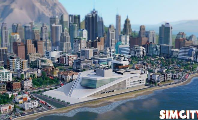 Simcity 5 Jeux PC Complete Version