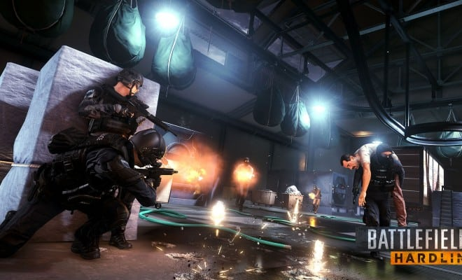 Battlefield Hardline Jeux PC Complete Version