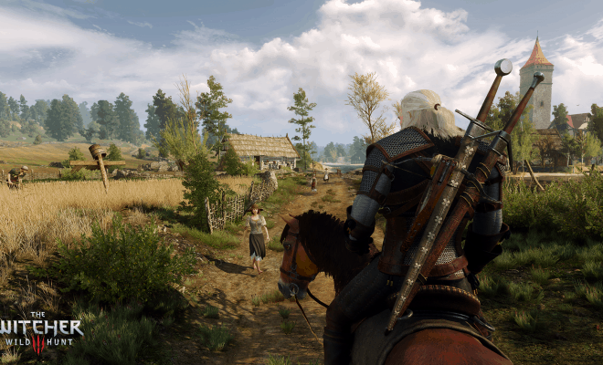 The Witcher 3: Wild Hunt Jeux PC Complete Version