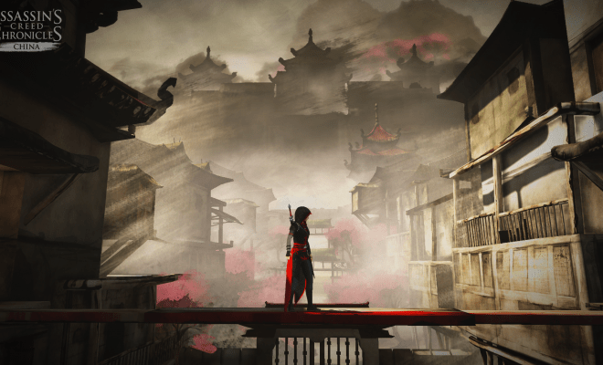Assassins Creed Chronicles China Jeux PC Complete Version