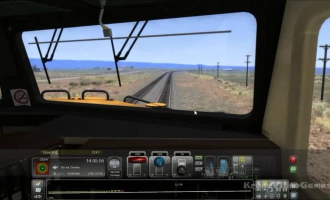 Train Simulator 2015 Jeux PC Complete Version