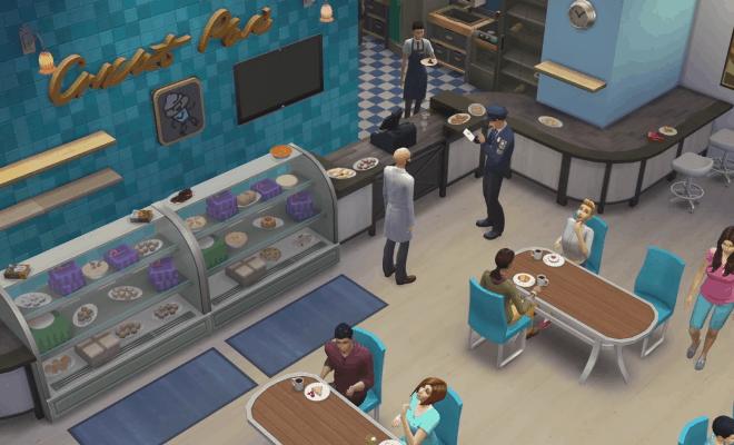Les Sims 4 Au Travail Jeux PC Complete Version