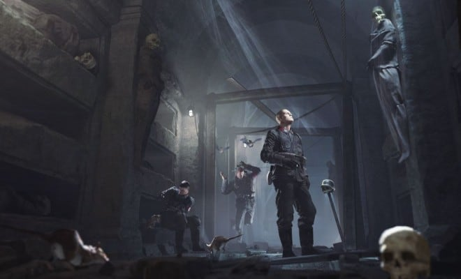 Wolfenstein The Old Blood Jeux PC Complete Version