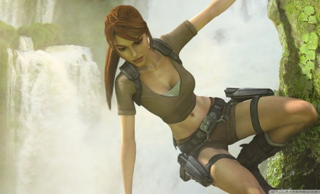 Tomb Raider Jeux PC Complete Version