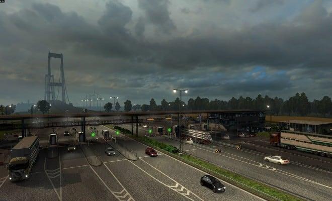Euro Truck Simulator 2 Scandinavian Expansion Jeux PC Complete Version