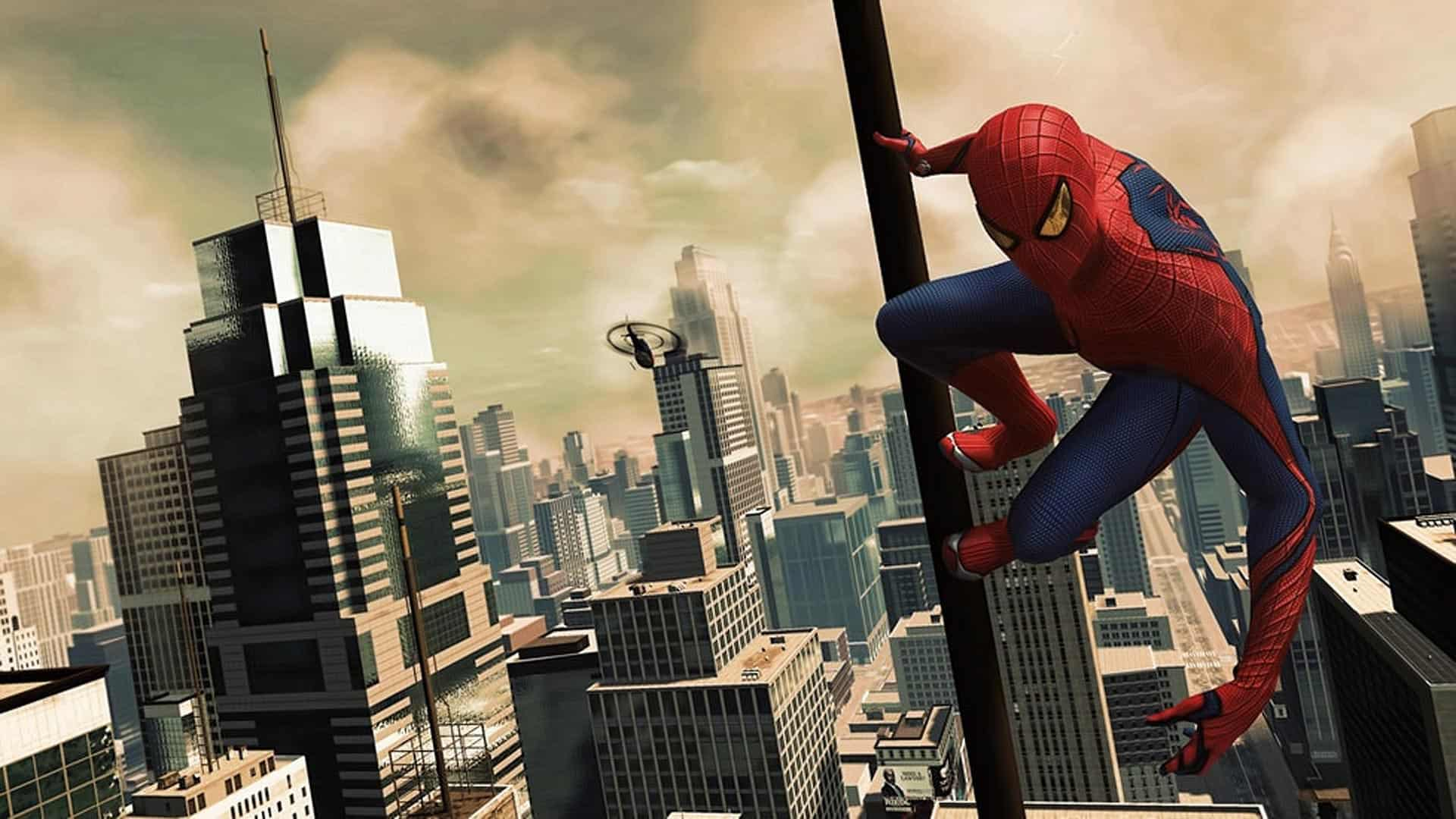 the amazing spider man 2 jeux pc complete version - Spider Man Gratuit