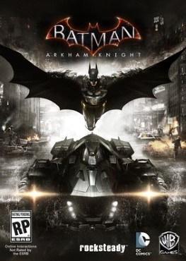 Batman Arkham Knight_Cover