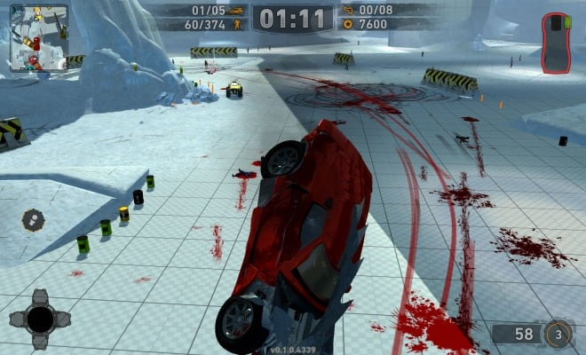 Carmageddon Reincarnation Jeux PC Complete Version