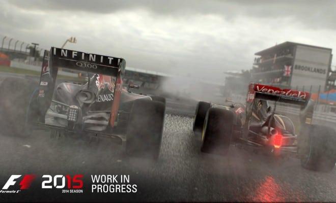 F1 2015 Jeux PC Complete Version