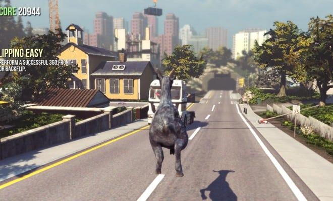 Goat Simulator Jeux PC Complete Version