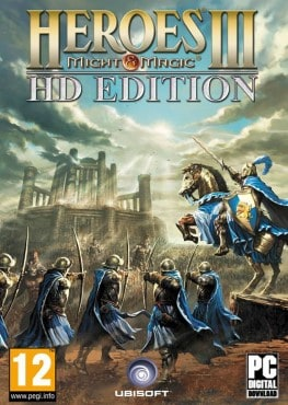 Heroes of Might and Magic 3 HD Edition_Cover
