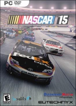 NASCAR 15_pc_cover