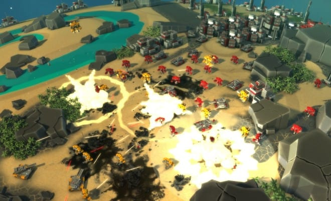 Planetary Annihilation Jeux PC Complete Version