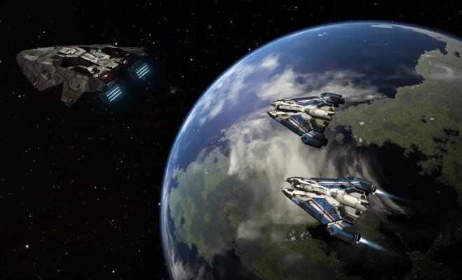 Elite Dangerous Jeux PC Complete Version