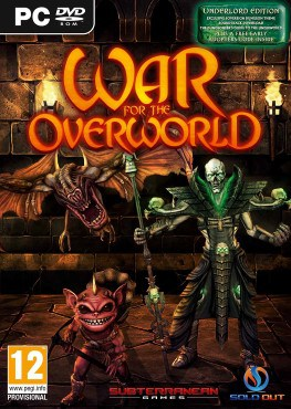 War For The Overworld_cover