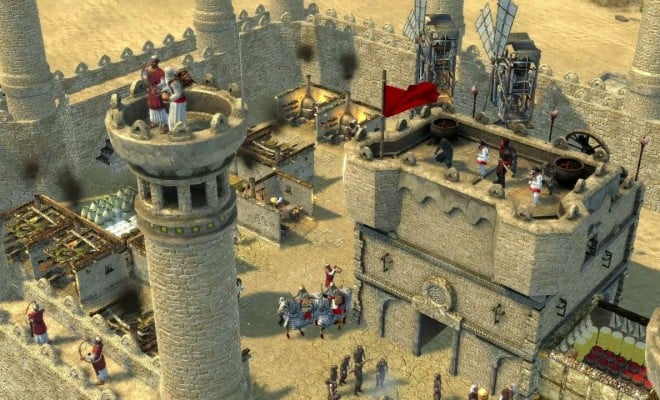 Stronghold Crusader II Jeux PC Complete Version