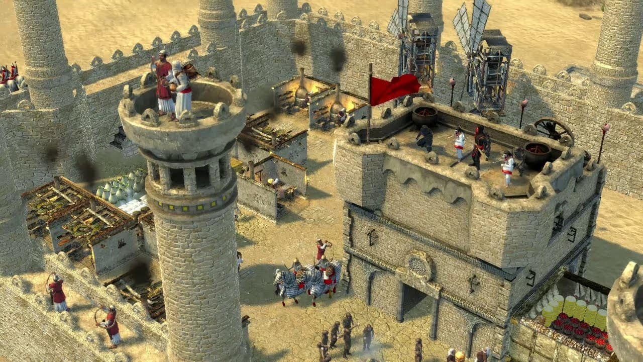 Stronghold Crusader Ii Pc Version Complete T 233 L 233 Charger