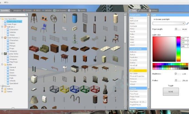 Garry's Mod Jeux PC Complete Version