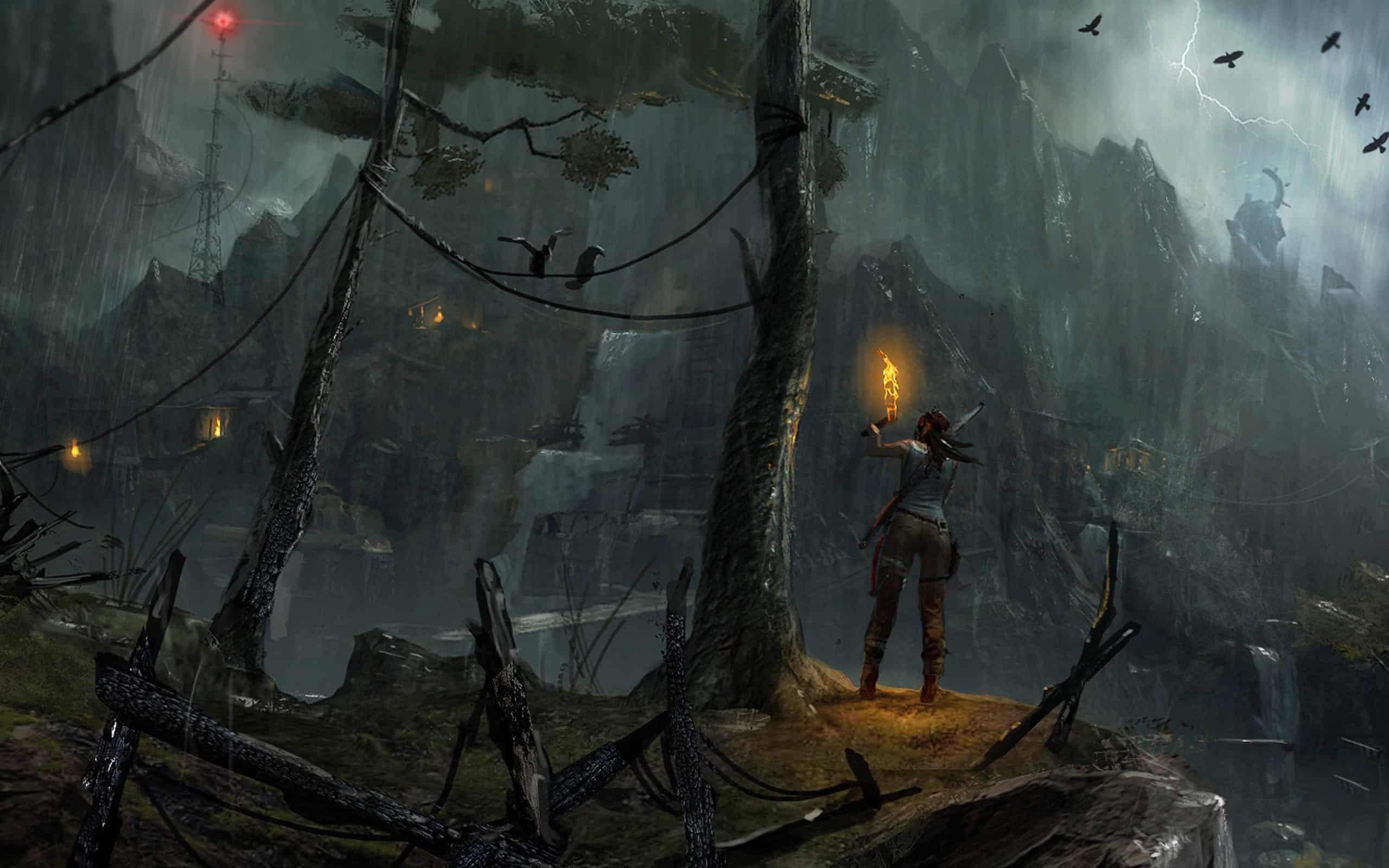 Tomb Raider T 233 L 233 Charger Gratuit Pc Version Complete Jeux