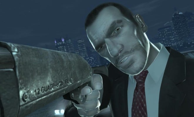 Grand Theft Auto IV PC Complete Version