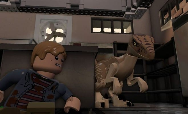 LEGO Jurassic World Jeux PC Complete Version
