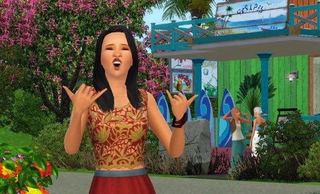 Les Sims 3 Île de Rêve PC Complete Version